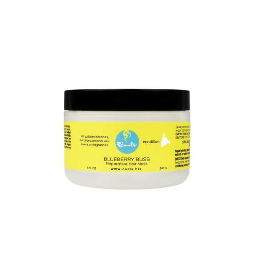 CURLS Blueberry Bliss Reparative Masque